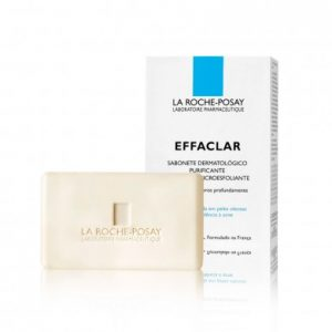 EFFACLAR BARRA PIEL NORMAL 80GR-0