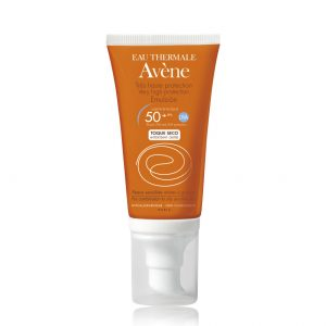 AVENE BLOQUEADOR EMULSION TOQUE SECO FPS50+ 50 ML-0