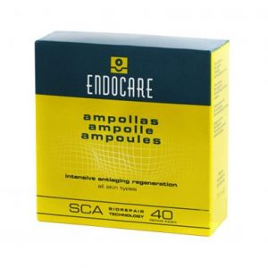 ENDOCARE 7 AMPOLLETAS 1ML C/U-0