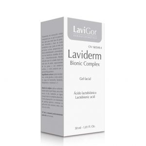 LAVIDERM BIONIC COMPLEX GEL FACIAL 30ML-0