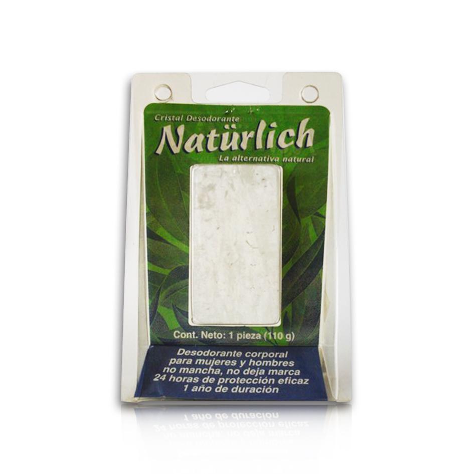 Desodorante de cristal farmacia